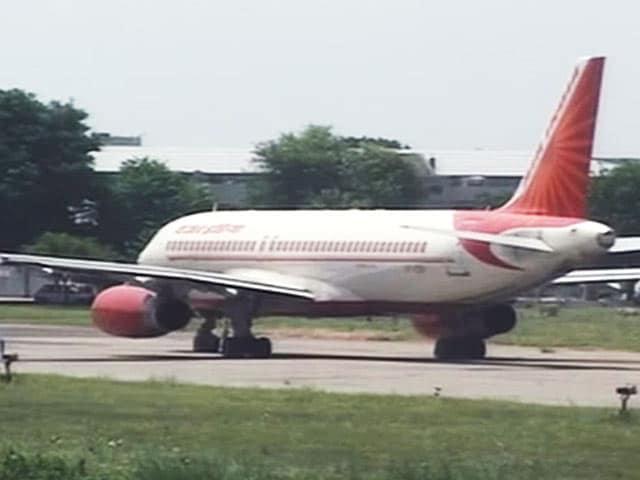 Videos : एयर इंडिया के विमान की जयपुर में इमरजेंसी लैंडिंग