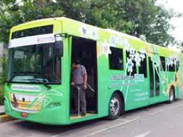Videos : नागपुर : इथनॉल से चलने वाली बस का ट्रायल