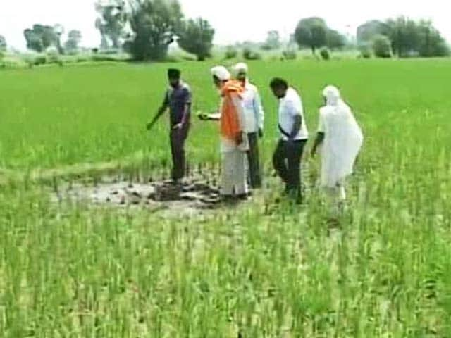 Video : Near Pakistan Border, No Rest for BSF Men & No Peace for Villagers