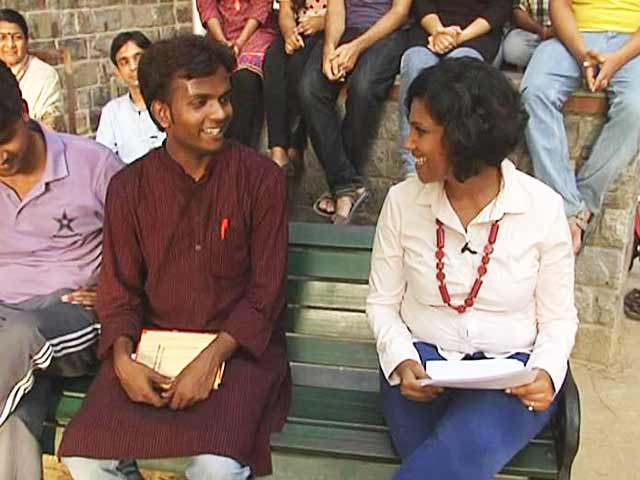 Video : Rule of Hindi at St Stephen's?