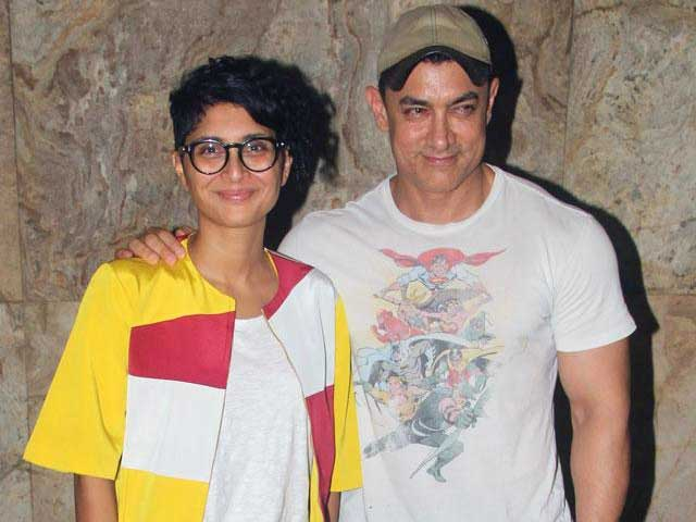 Video : Director Kiran Rao Joins Fashion Bandwagon