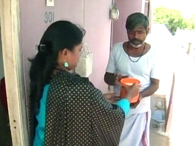Video : The Hyderabad Woman Behind the Rice Bucket Challenge