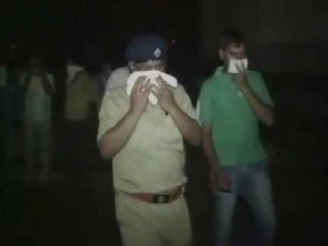 Video : Two Women Killed After Gas Leak in Closed Factory in West Bengal