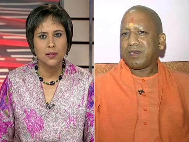 Video : Watch: Yogi Adityanath's Vitriolic Video an Embarrassment for BJP?