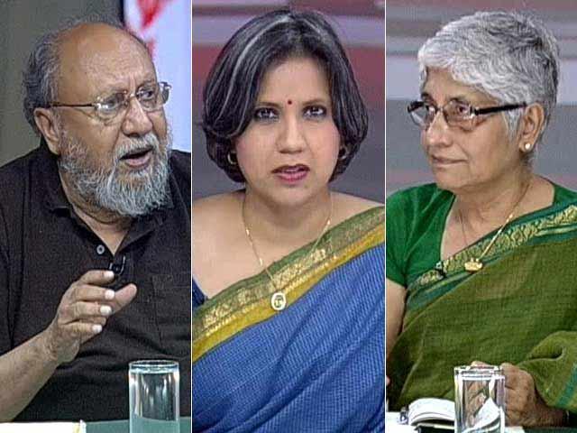 Video : Watch: PM Modi Silent on BJP Leaders' Rants