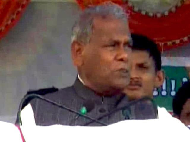 Video : 'I Don't Win Because of Your Votes': Bihar Chief Minister Tells Protesters In His Constituency