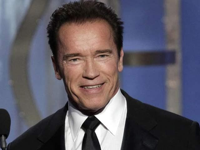 Video : Arnold Schwarzenegger To Promote <i>Ai</i>?