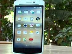 Oppo's Not So Mini Smartphone