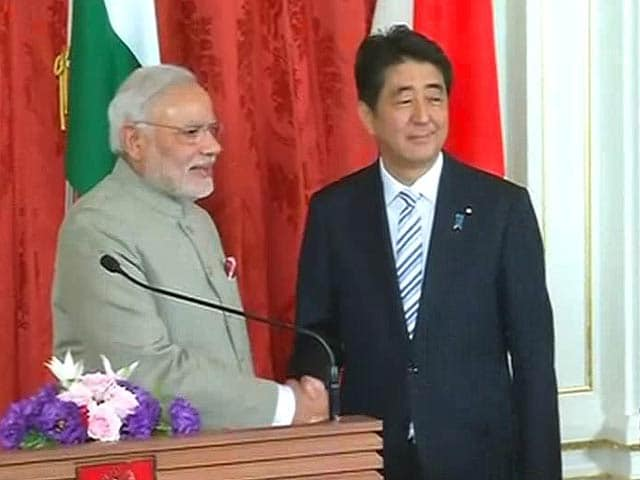 Video : Japan to Invest 33 Billion Dollars in India Over Next 5 Years