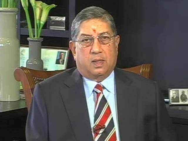 Video : Supreme Court Turns Down BCCI's Appeal to Reinstate Srinivasan