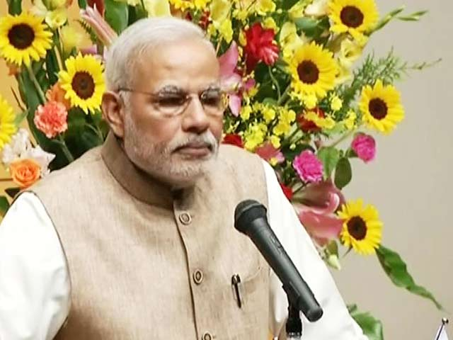 Video : PM Modi Evades Question on China, Says 'Let's Think About Ourselves'
