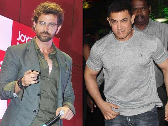 Video : Hrithik Roshan, Aamir Khan's New Found Friendship