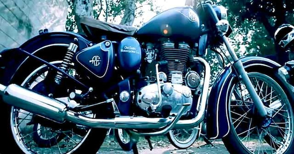 Watch: The Legendary Old Delhi Motorcycles