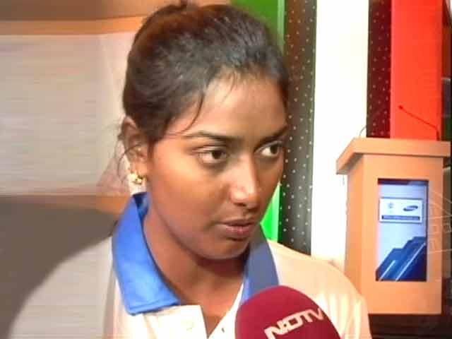 Video : Indian Athlete, Deepika Kumari Says Happy Teachers Day to All!