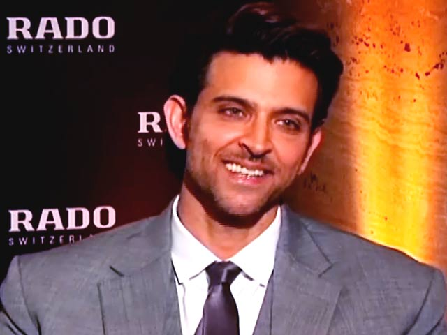 """Video : Hrithik Roshan: Teachers are """"Highlight"""" of Our Student Years"""