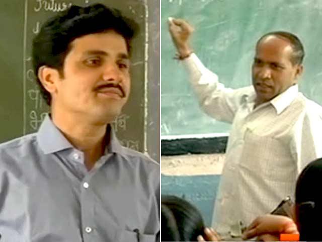Videos : देवास के दो नायाब शिक्षकों की कहानी