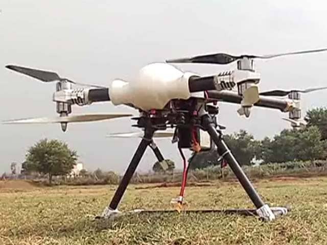 Video : Quidich Nimbus 2000 and Thunderbird Drone Reviews