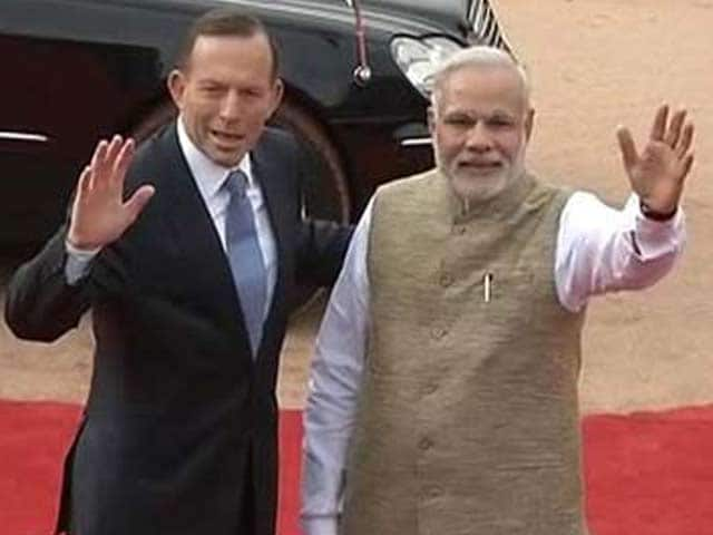 Video : India Scores Crucial Nuclear Deal With Australia