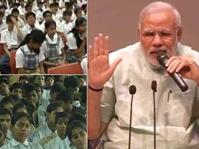 Videos : इंडिया इस हफ्ते : मोदी सर की 'एक्स्ट्रा क्लास'
