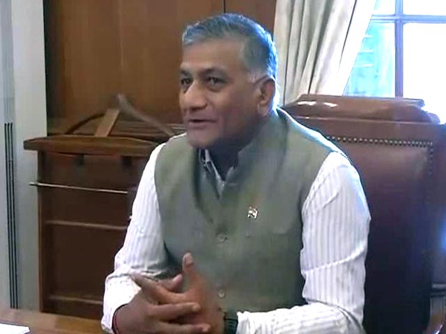 Video : Army Court Embarrassment for Modi Minister VK Singh