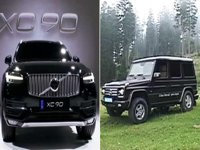 Video : Home of the Mercedes-Benz G-Class, Volvo XC90 Preview & Maruti Ciaz Review