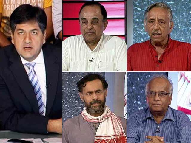 Video : Watch: 100 Days of Narendra Modi - Harbinger of Good Times?