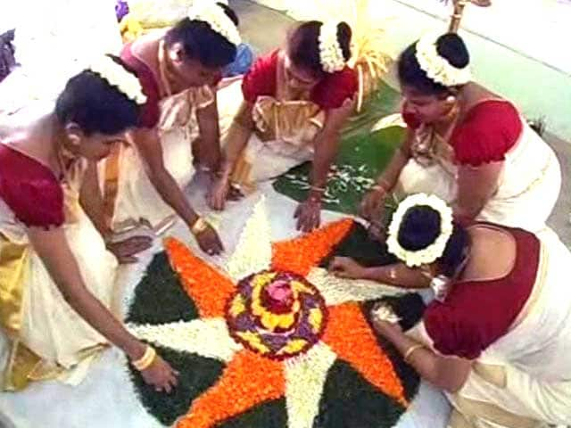 Video : Kerala Celebrates Onam in Grand Fervour