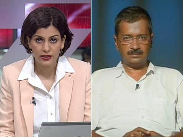Video : Watch: Yes, AAP Has Dissent, It Proves We Are Democratic - Kejriwal to NDTV