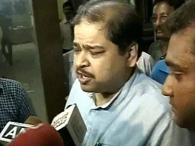 Video : Trinamool's Member of Parliament Srinjoy Bose Questioned Over Saradha Scam