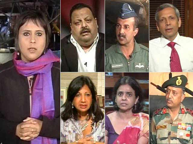 Video : Watch: Natural or Man-Made - Who Takes More Blame for J&K Calamity?