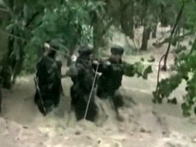 Video : Jammu & Kashmir Floods: The Rescue Battle Continues