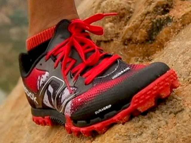 Video : Reebok All Terrain Spartan Shoe