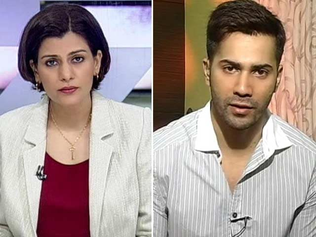 Video : Kashmir Floods: Varun Dhawan Raises Funds For Those Affected