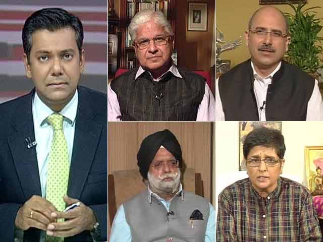Video : Watch: Former CAG's Scathing Assessment Of Manmohan Singh