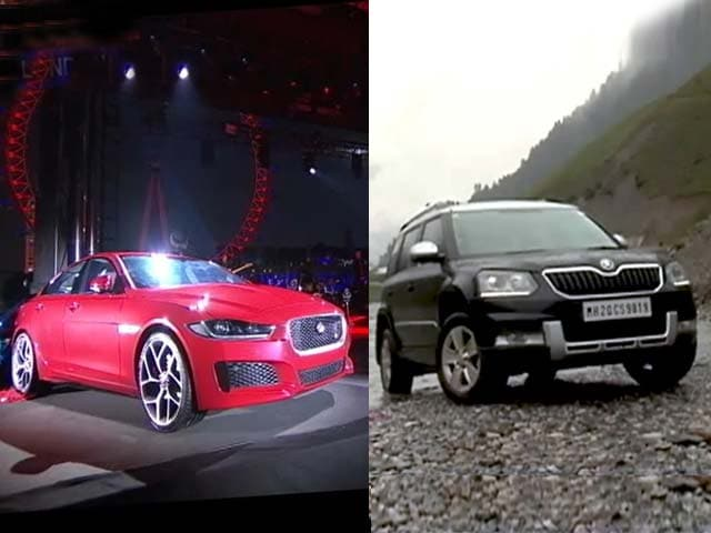 Video : SUV Trail Continues, Skoda Yeti Facelift Review & Jaguar XE Unveiled