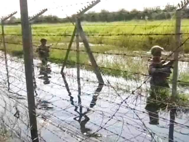 Video : In Jammu, Safeguarding the Border While Braving the Flood