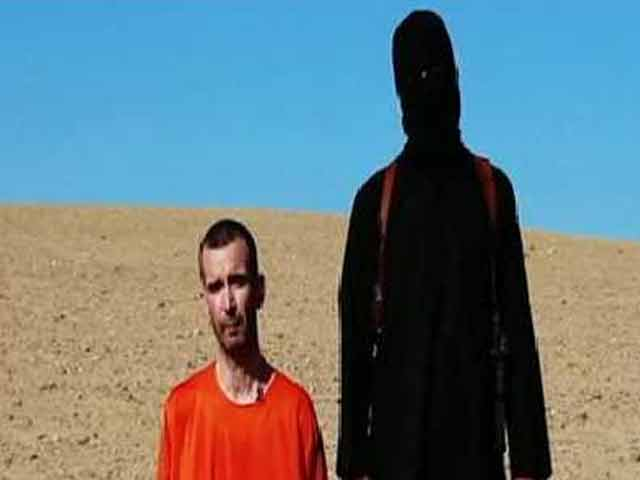 Video : Islamic State Video Shows British Hostage David Haines Being Beheaded