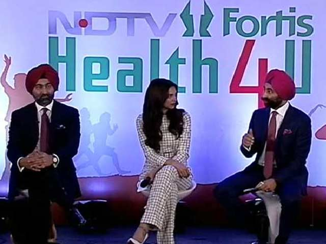 Video : NDTV and Fortis Healthcare Join Hands for the Health4U Campaign