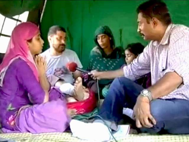 Video : Homeless After Kargil War, They Built a Home Again. Now That's Gone Too.