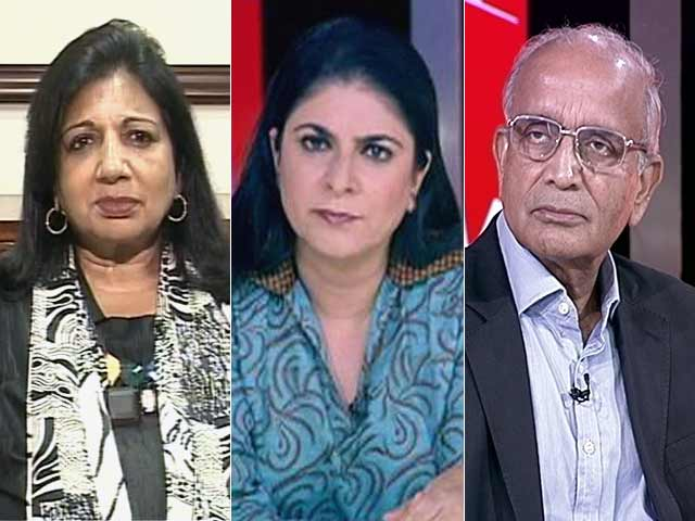 Video : Watch The NDTV Dialogues: Make In India - Liberalising Labour Laws