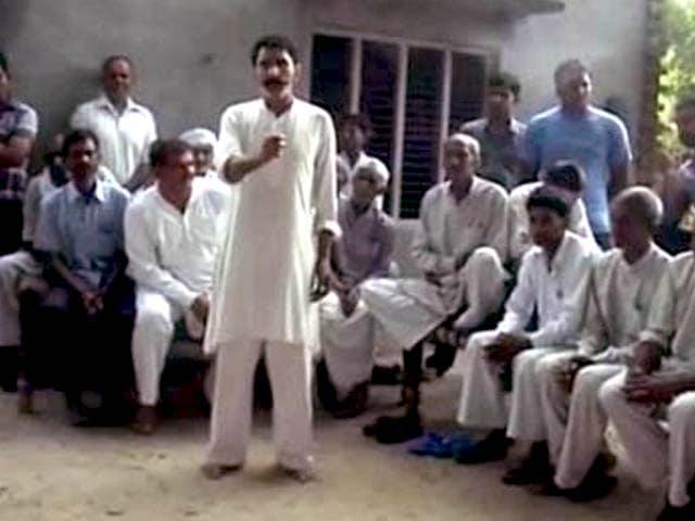 Video : This Khap Panchayat Asks Villages to Follow Two-Child Limit