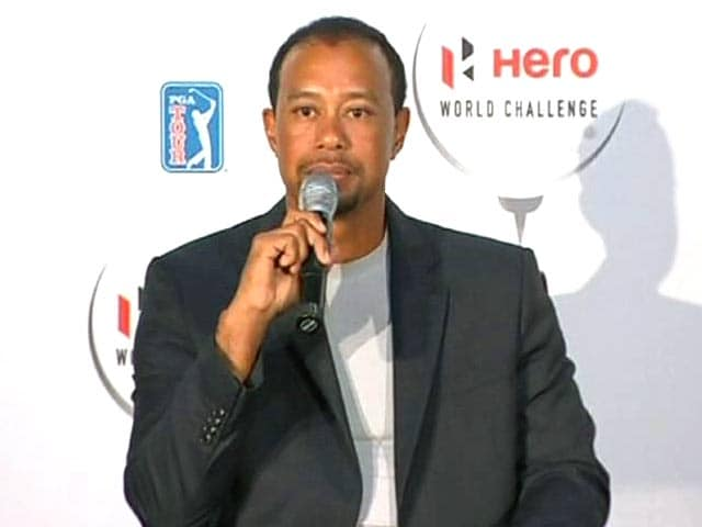 Video : Hero MotoCorp to sponsor Tiger Woods' Golf Tournament