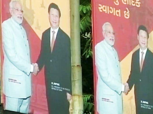 Video : In PM Modi's Gujarat, 'Khaman Dhoklas' for Chinese President