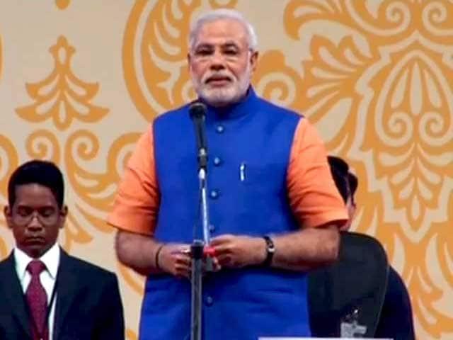 Videos : देशवासी स्वावलंबी हुए तो देश स्वावलंबी होगा : नरेंद्र मोदी