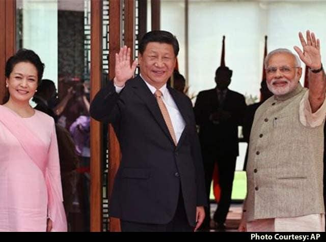 Video : PM Modi Welcomes Chinese President Xi Jinping