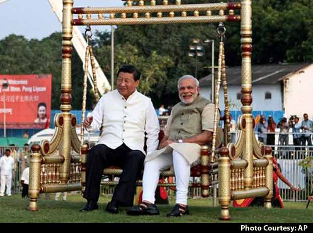 Video : For PM Modi, President Xi, a Walk by the River, Dinner and Business