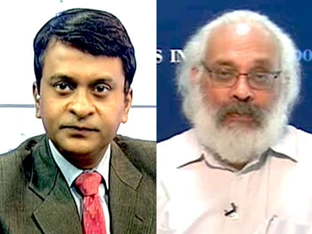 Video : July Industrial Output Growth Decline a 'Blip': Subir Gokarn