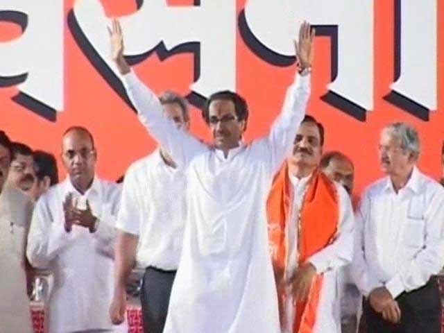 Video : 'Don't Let Success Go To Your Head': Sena Taunts BJP, Digs in Heels Over Chief Minister's Post