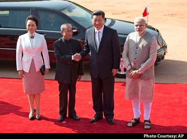 Video : India-China Border Face-Off Worsens As New Delhi Welcomes President Xi