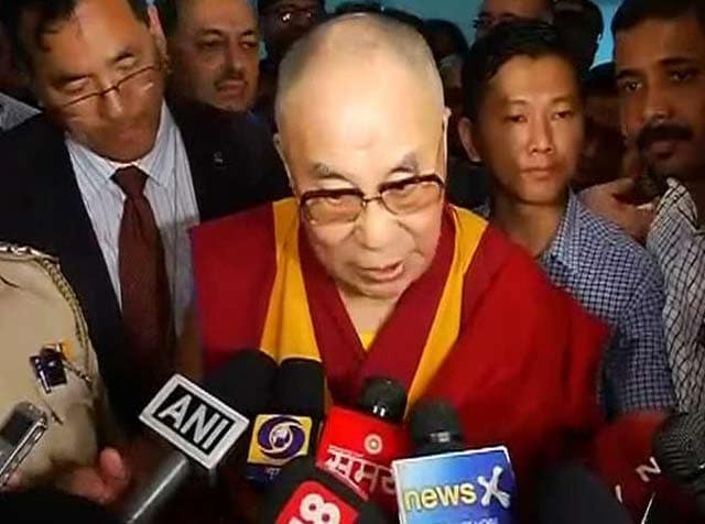 Video : 'Tibet's Problem is India's Problem,' Says Dalai Lama